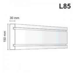 Listwa elewacyjna L85 30x150mm