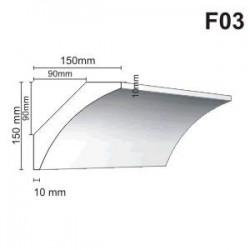 Faseta F03 150x150mm