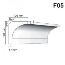 Faseta F05 100x120mm