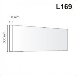 Listwa elewacyjna L169 30x300mm