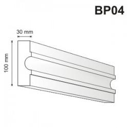 Bonia pozioma - boniowanie BP04 30x100mm