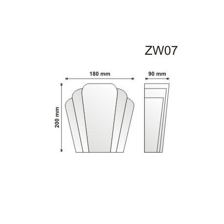 Zwornik ZW07 250x250x80mm