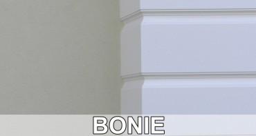 bonie styropianowe