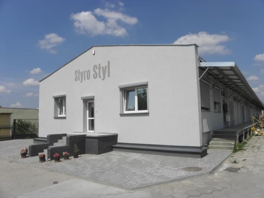 Siedziba firmy Styro Styl